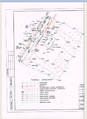 топографическая съемка